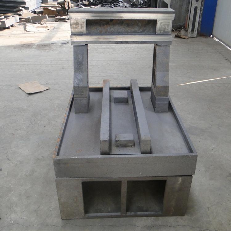 床身铸造加工 机床铸造 钻床铸造 河北消失模铸造厂家示例图4