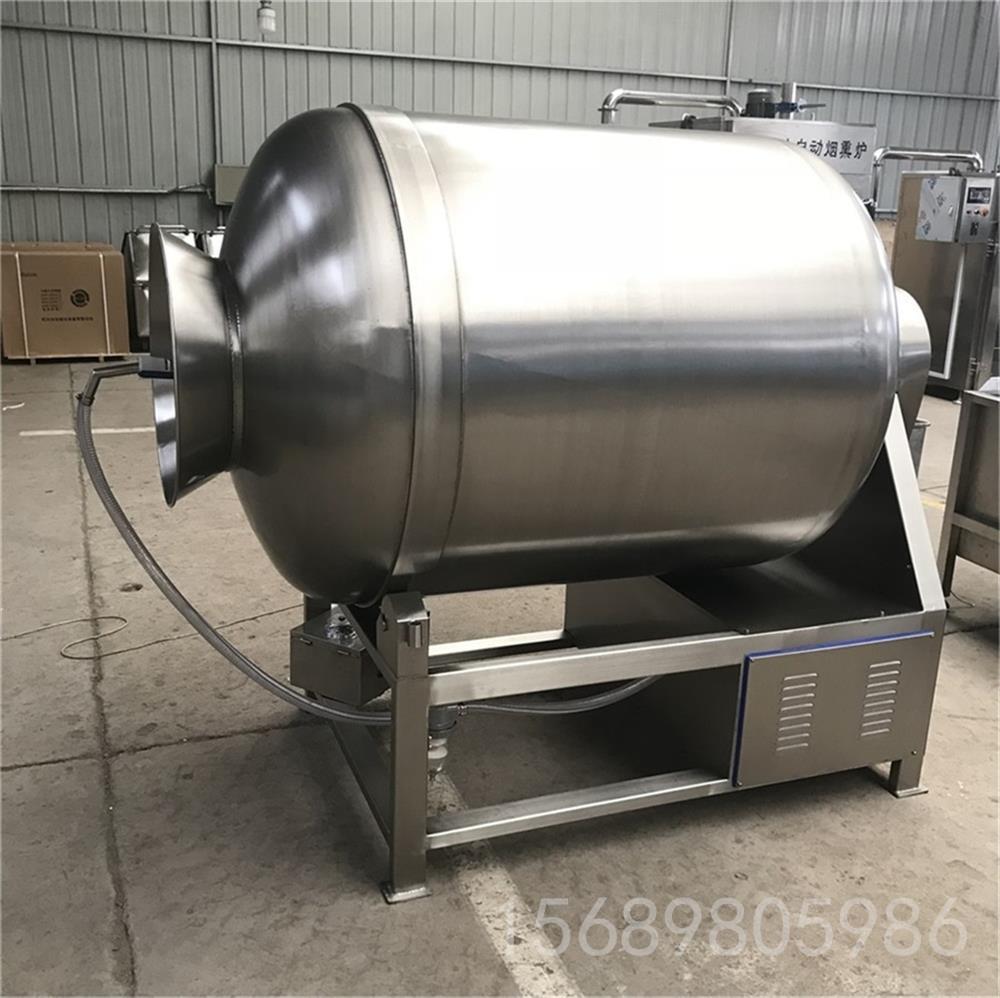 大型真空滚揉机价格 商用真空滚揉机 呼吸式真空滚揉机价格示例图3