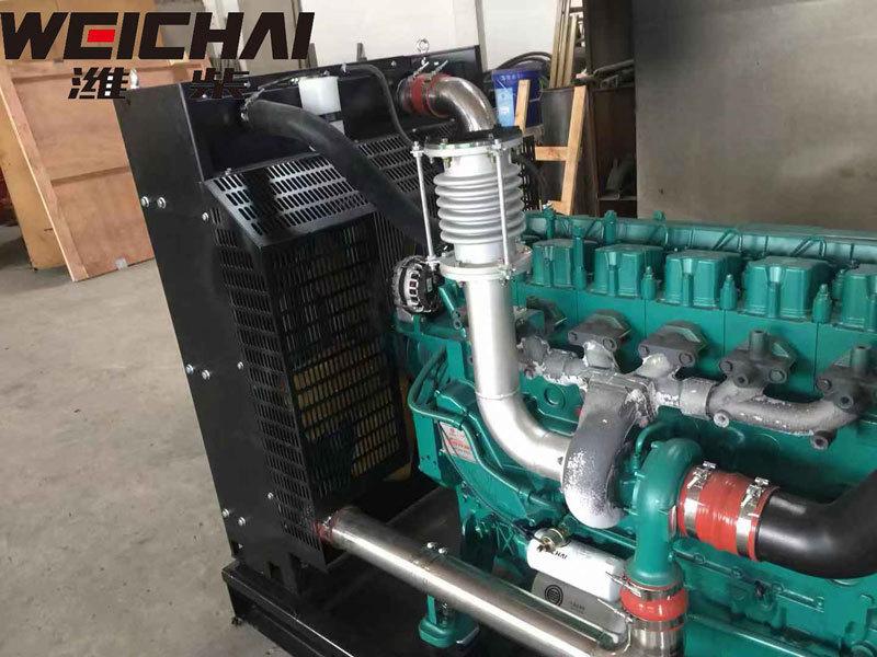 300KW潍柴柴油发电机