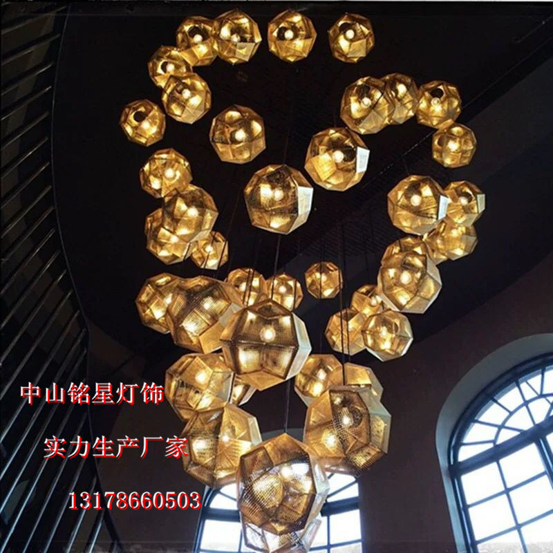 中山4S店节庆装饰 节日主题装饰 圣诞氛围灯光布置 铭星