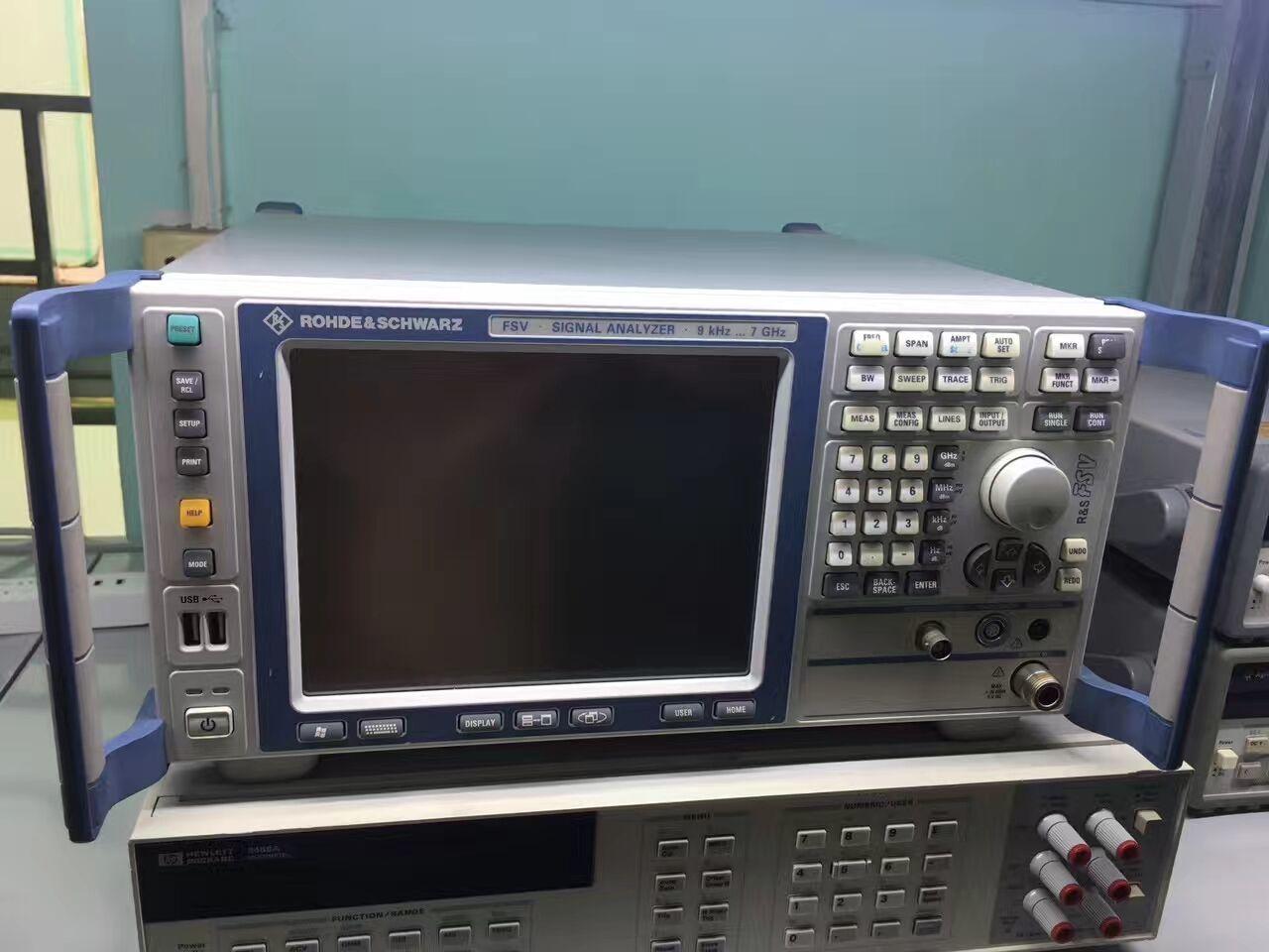 科瑞 频谱分析仪 FSV7频谱分析仪 罗德与施瓦茨频谱分析仪 质量保证示例图1
