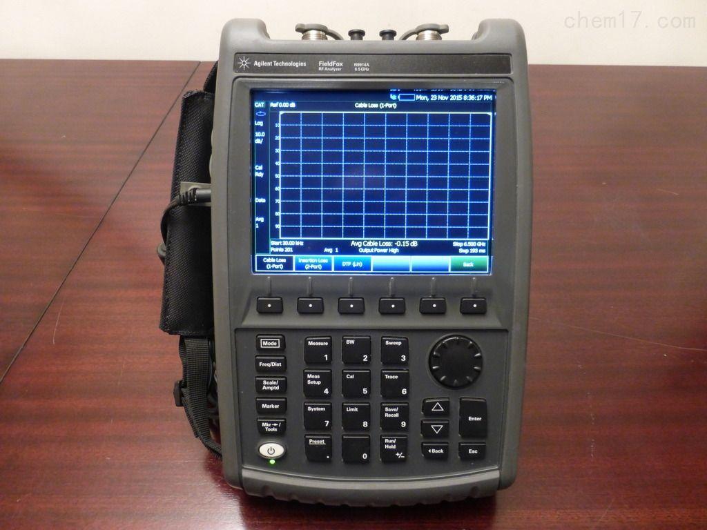 安捷伦 微波频谱分析仪 N9960A微波频谱分析仪 手持式微波频谱分析仪 正品保证示例图1