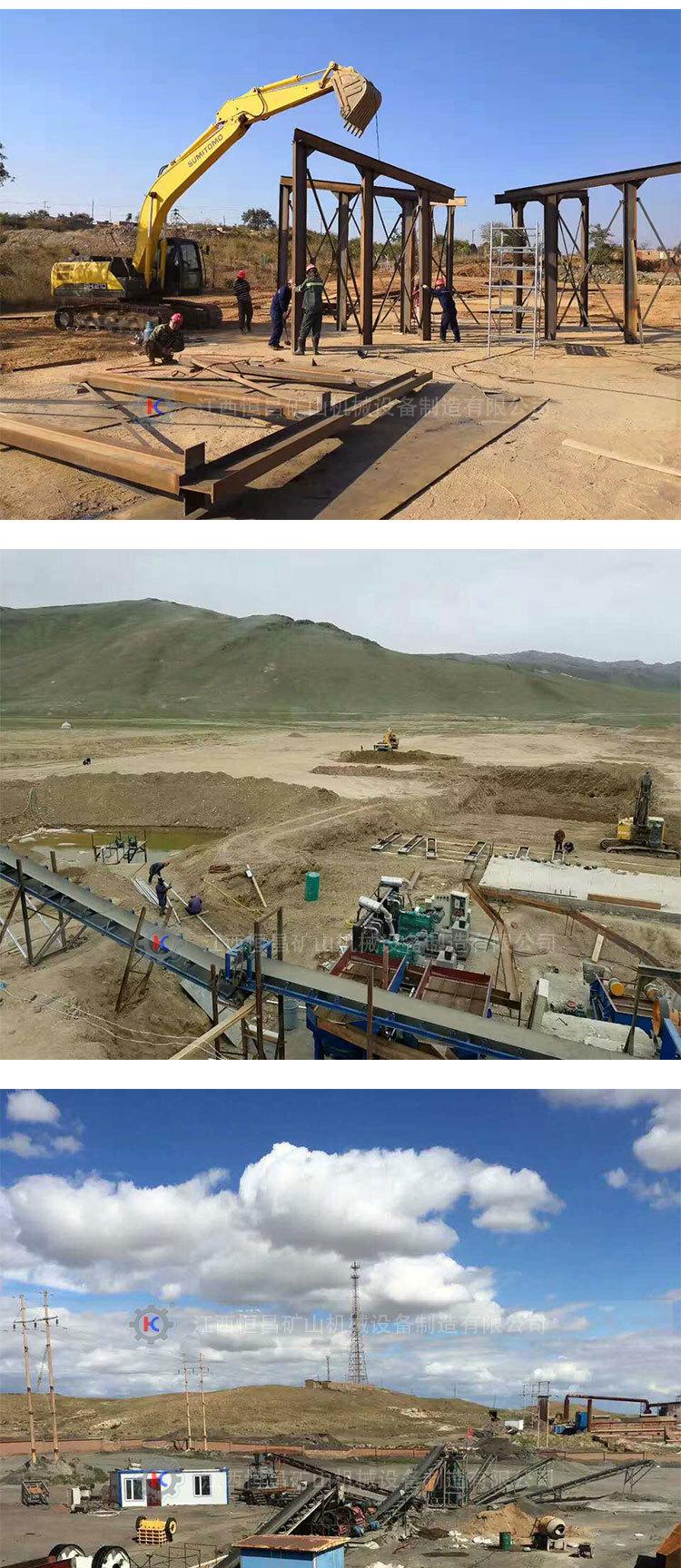 立式煤矸石制砂機 粗細可調復合式玻璃粉碎機 建筑垃圾復合破碎機示例圖13